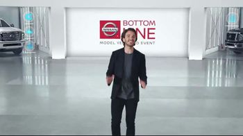 Nissan Bottom Line Model Year-End Event TV Spot, 'Big Clearance Savings' [T2] - Thumbnail 7