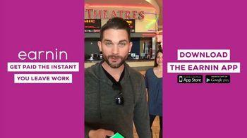 Earnin TV Spot, 'Movie Tickets' - Thumbnail 4