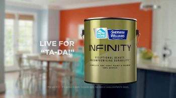 HGTV HOME by Sherwin-Williams TV Spot, 'Color Compliment: Savings' - Thumbnail 10