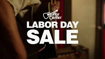 Guitar Center Labor Day Sale TV Spot, 'Acoustic/Electric Guitar' - Thumbnail 2