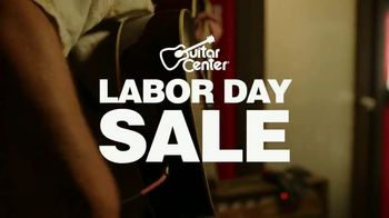 Guitar Center Labor Day Sale TV Spot, 'Squier' Featuring The White Buffalo - Thumbnail 2