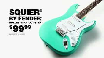 Guitar Center Labor Day Sale TV Spot, 'Squier' Featuring The White Buffalo - Thumbnail 5