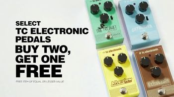 Guitar Center Labor Day Sale TV Spot, 'Squier' Featuring The White Buffalo - Thumbnail 6