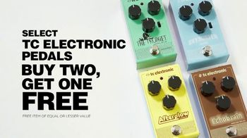 Guitar Center Labor Day Sale TV Spot, 'Squier' Featuring The White Buffalo - Thumbnail 7