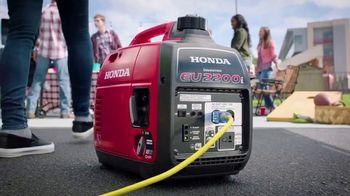 Honda Generators EU2200i TV Spot, 'The Perfect Generator for Tailgating' - Thumbnail 4