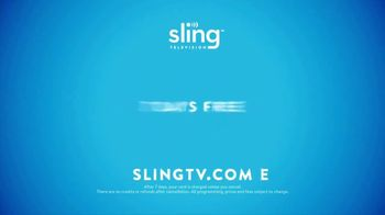 Sling TV Spot, 'Slingers Party: $25' - Thumbnail 10