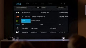 Sling TV Spot, 'Slingers Party: $25' - Thumbnail 7