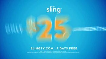 Sling TV Spot, 'Slingers Party: $25' - Thumbnail 9