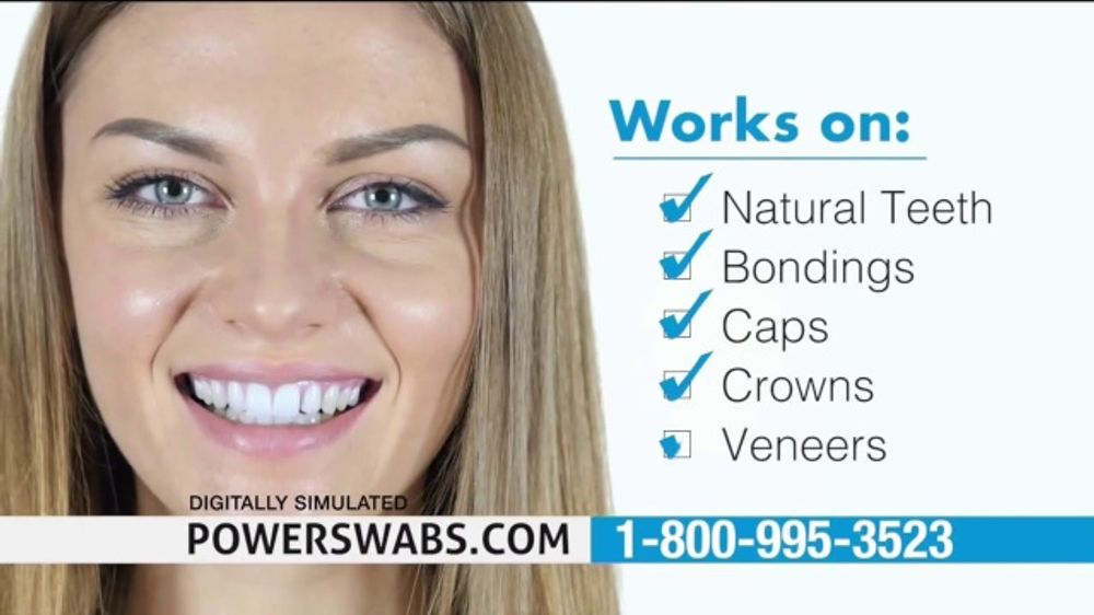 Power Swabs TV Commercial, 'Clinically Studied'