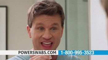 Power Swabs TV Spot, 'Clinically Studied' - Thumbnail 6