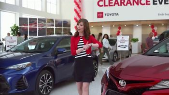 Toyota National Clearance Event TV Spot, 'Final Days: Save Big' [T2]