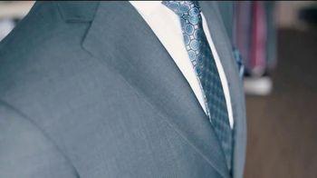 Men's Wearhouse Gran Rebaja Labor Day TV Spot, 'Refrescar' [Spanish] - Thumbnail 1