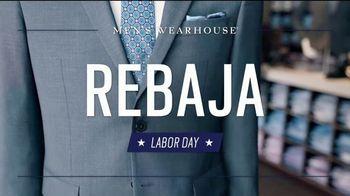 Men's Wearhouse Gran Rebaja Labor Day TV Spot, 'Refrescar' [Spanish] - Thumbnail 2