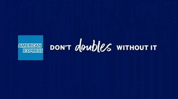 American Express TV Spot, 'Don't US Open Without It' - Thumbnail 2