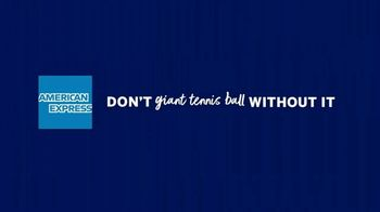 American Express TV Spot, 'Don't US Open Without It'