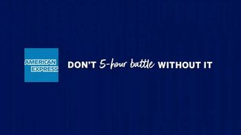 American Express TV Spot, 'Don't US Open Without It' - Thumbnail 4