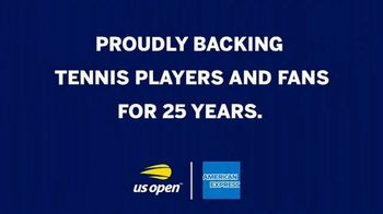 American Express TV Spot, 'Don't US Open Without It' - Thumbnail 7
