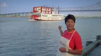 Popeyes $5 Bonafide Big Box TV Spot, 'This Is a Meal' - Thumbnail 10