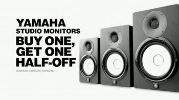 Guitar Center Labor Day Sale TV Spot, 'Keyboard and Studio Monitors' - Thumbnail 7