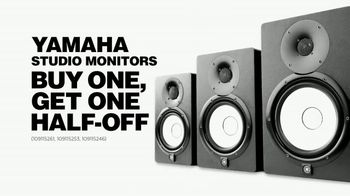 Guitar Center Labor Day Sale TV Spot, 'Keyboard and Studio Monitors' - Thumbnail 8