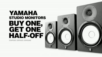 Guitar Center Labor Day Sale TV Spot, 'Keyboard and Studio Monitors' - Thumbnail 9