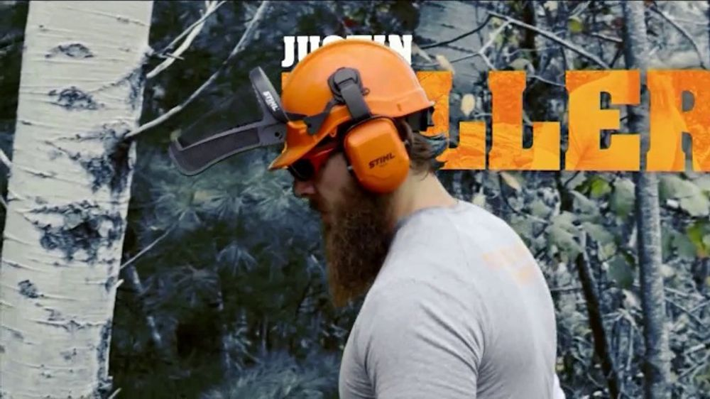 STIHL TV Commercial, 'Real People: Justin Miller'