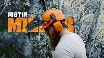 STIHL TV Spot, 'Real People: Justin Miller' - Thumbnail 2