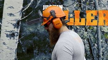 STIHL TV Spot, 'Real People: Justin Miller' - Thumbnail 3