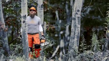 STIHL TV Spot, 'Real People: Justin Miller' - Thumbnail 4