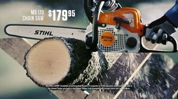 STIHL TV Spot, 'Real People: Justin Miller' - Thumbnail 6