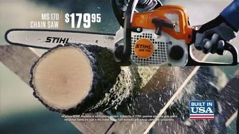 STIHL TV Spot, 'Real People: Justin Miller' - Thumbnail 7