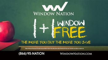 Window Nation Back 2 School Sale TV Spot, 'The Best Time to Buy' - Thumbnail 3