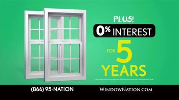 Window Nation Back 2 School Sale TV Spot, 'The Best Time to Buy' - Thumbnail 4