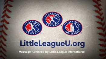 Little League University TV Spot, 'Prepare for the Game' - Thumbnail 10