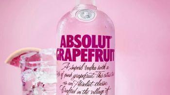 Absolut Grapefruit TV Spot, 'Sweet Attraction' - Thumbnail 1