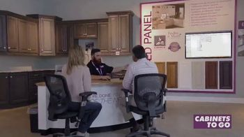 Cabinets To Go End of Summer Sale TV Spot, 'Kitchen Experts' - Thumbnail 2