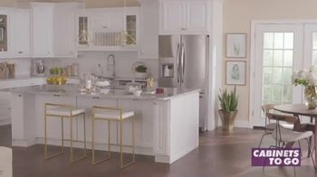 Cabinets To Go End of Summer Sale TV Spot, 'Kitchen Experts' - Thumbnail 6