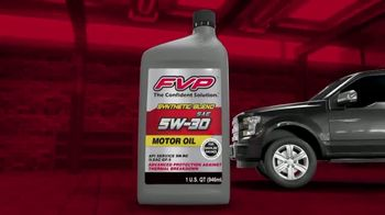 FVP Motor Oil TV Spot, 'What Works' - Thumbnail 6
