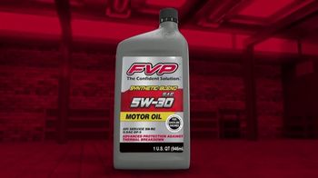 FVP Motor Oil TV Spot, 'What Works' - Thumbnail 7