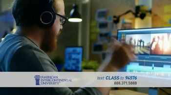American InterContinental University TV Spot, 'Media Production' - Thumbnail 7