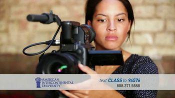 American InterContinental University TV Spot, 'Media Production' - Thumbnail 8