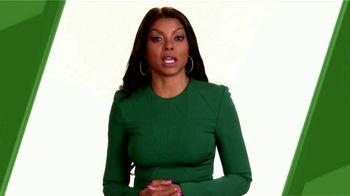 FOX TV Spot, 'Green It. Mean It.: Paperless Billing' Feat. Taraji P. Henson