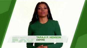 FOX TV Spot, 'Green It. Mean It.: Paperless Billing' Feat. Taraji P. Henson - Thumbnail 3