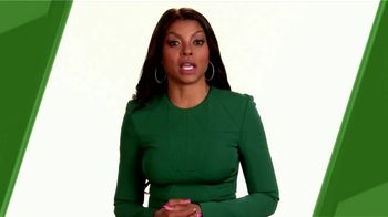 FOX TV Spot, 'Green It. Mean It.: Paperless Billing' Feat. Taraji P. Henson