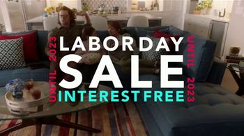 Rooms to Go Labor Day Sale TV Spot, 'Go Red, White and Blue' - Thumbnail 8
