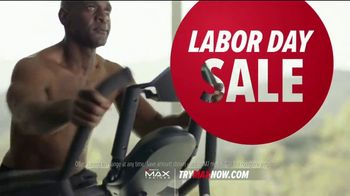 Bowflex Labor Day Sale TV Spot, 'Max Trainer: People Are Raving' - Thumbnail 10