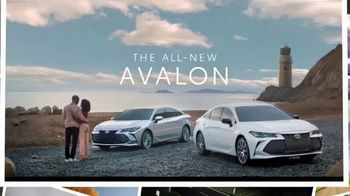 2019 Toyota Avalon TV Spot, 'Catch Me If You Can' [T1] - Thumbnail 10