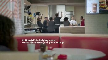 McDonald's TV Spot, 'Committed to Being America's Best First Job' - Thumbnail 6