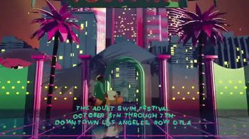 The Adult Swim Festival TV Spot, 'Hot Dog' - Thumbnail 10