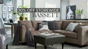 Bassett Labor Day Sale TV Spot, 'Fresh New Look: Bonus Coupon'